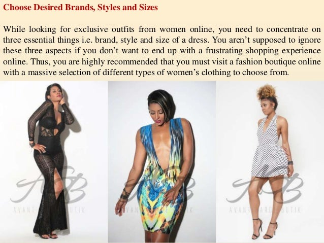 Online womens clothing boutique for latest fashion