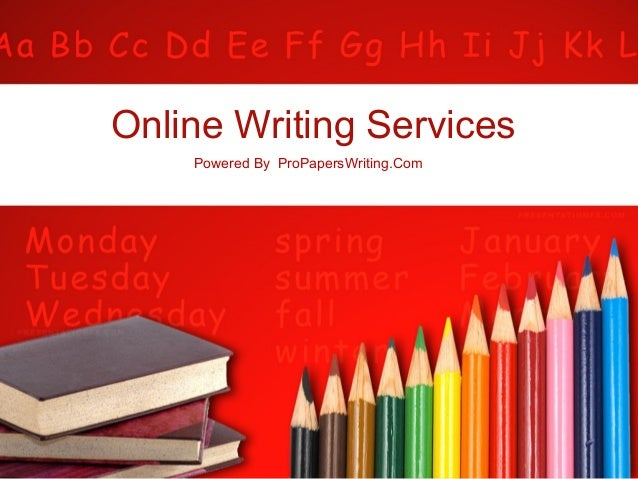 Cheap online writing service