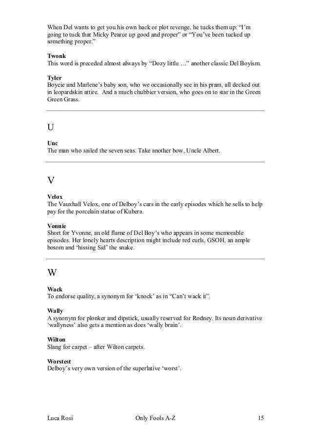 gsoh dating abbreviations