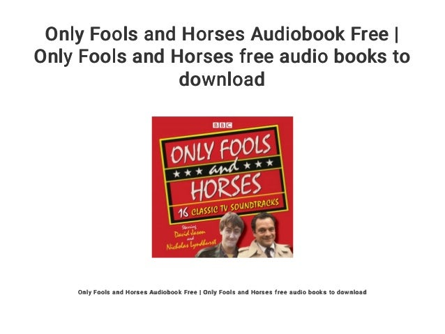 only fools and horses font download