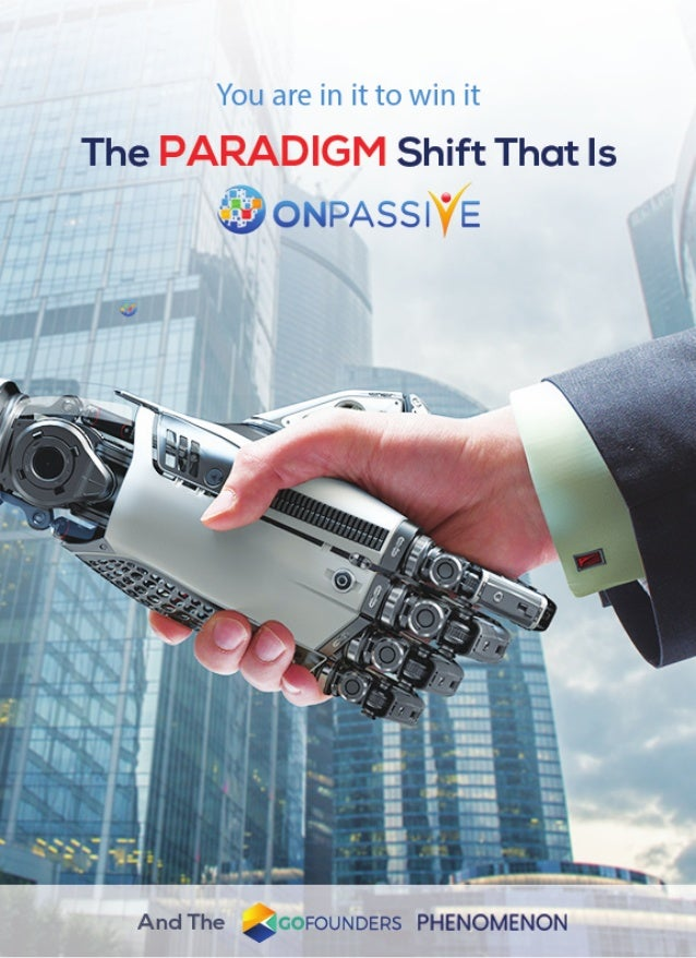 The PARADIGM Shift That Is J. Morlock 2020 - Revised And The Phenomenon