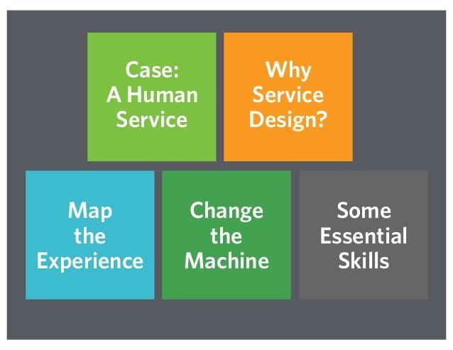 on Service Design Slide 3