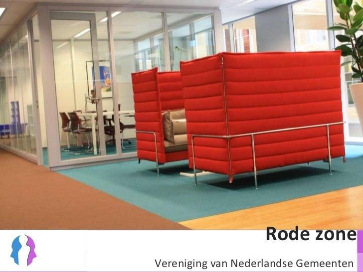 Rode zone Vereniging van Nederlandse Gemeenten