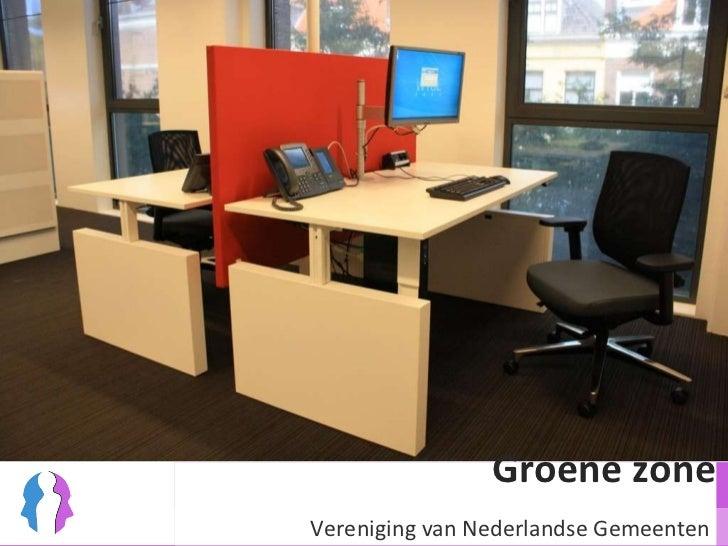 Groene zone Vereniging van Nederlandse Gemeenten
