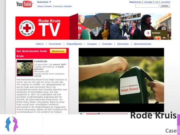 Rode Kruis Case