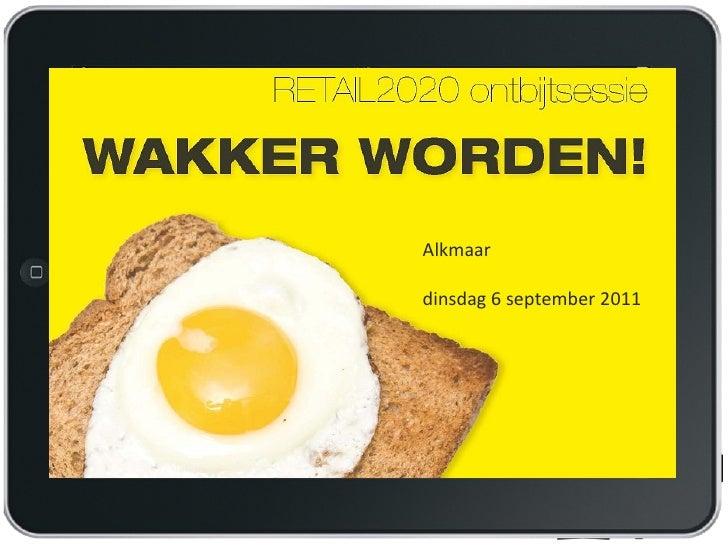 Alkmaar dinsdag 6 september 2011
