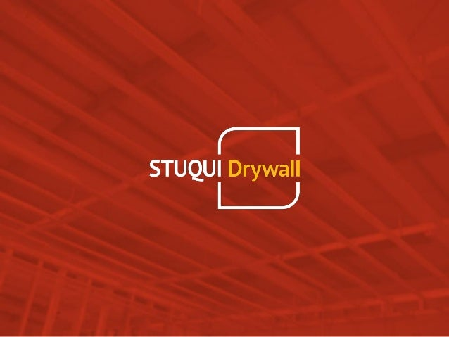 Apresentação da Empresa - Stuqui Drywall
