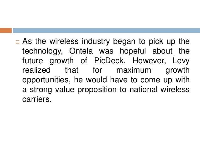 Ontela PicDeck (A): Customer Segmentation, Targeting, and Positioning