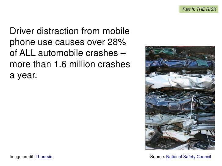On the job distracted driving 31 important statistics for Motor vehicle crashes cost american