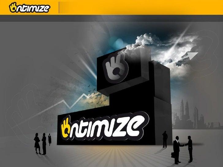 Contents     Introduction Functional description   • Ontimize   • Ontimize More   • Ontimize ME Technical description Onti...