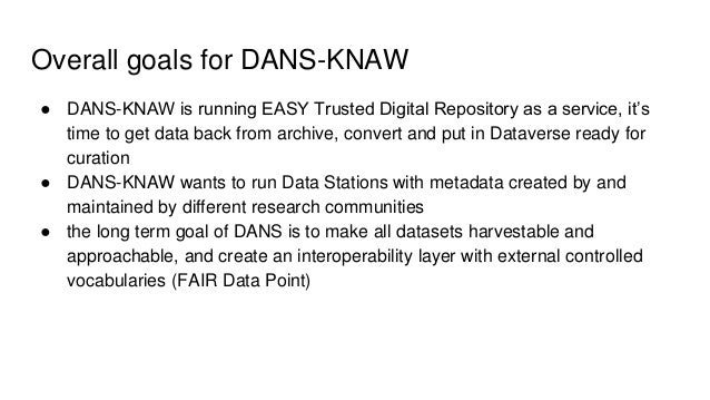 Ontologies, controlled vocabularies and Dataverse Slide 2