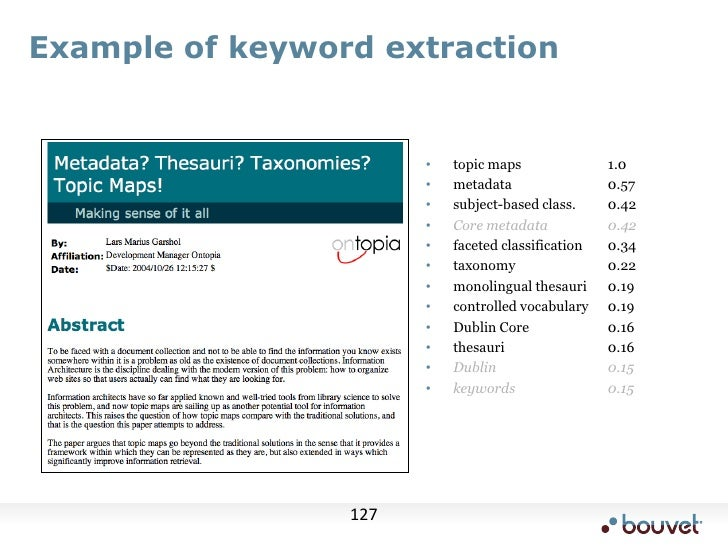 lets you execute tolog queries to extract information from the topic map