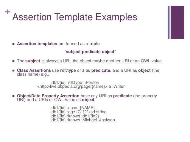 + Part 3 Domain Modeling in OBDA