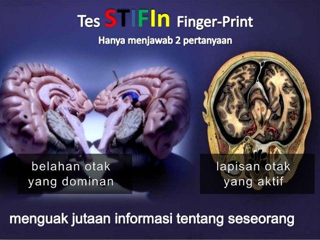 """Ned Hermann STIFIn Intelligence Sensing Intelligence """"Kecerdasan Inderawi"""" praktis, konkret, sesuai jangkauan panca indra ..."""