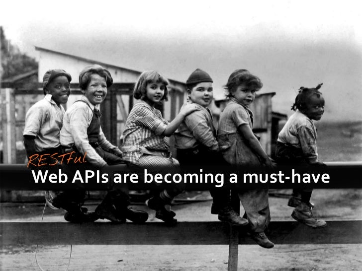 Web APIs are becoming a must-have