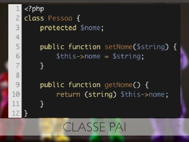 CLASSE PAI