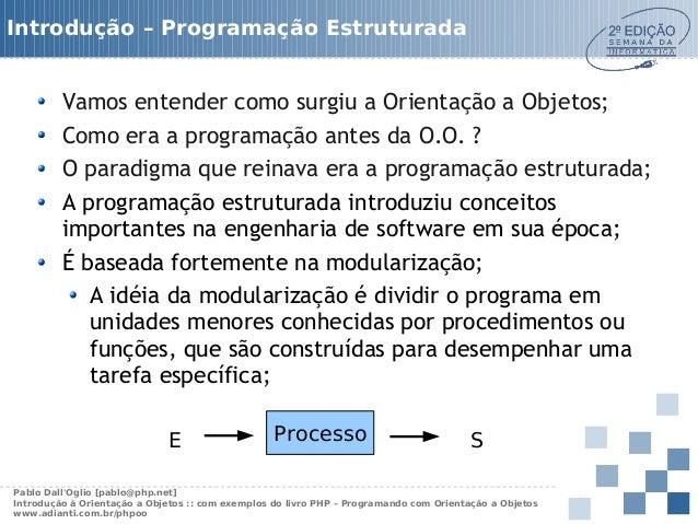 PHP: Programando com orientação a Objetos Slide 3