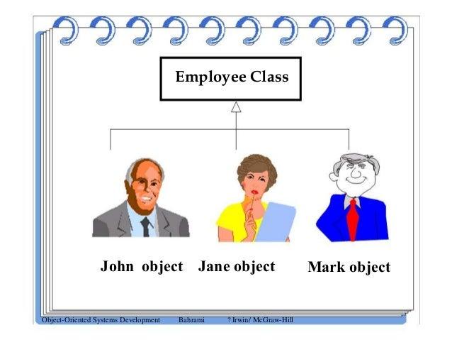 Object oriented systems development ali bahrami