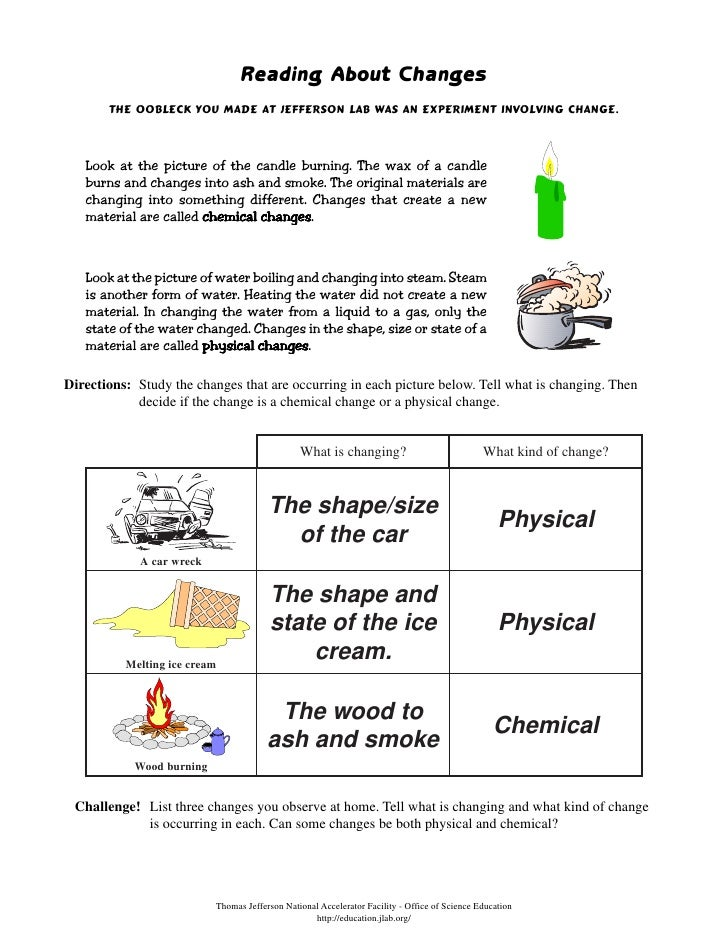 Oobleck Experiment – Oobleck Worksheet