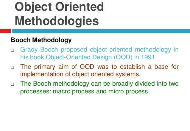 Ooad Notes Pdf