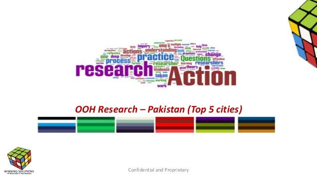 brief OOH Research – Pakistan (Top 5 cities)  Confidential and Proprietary