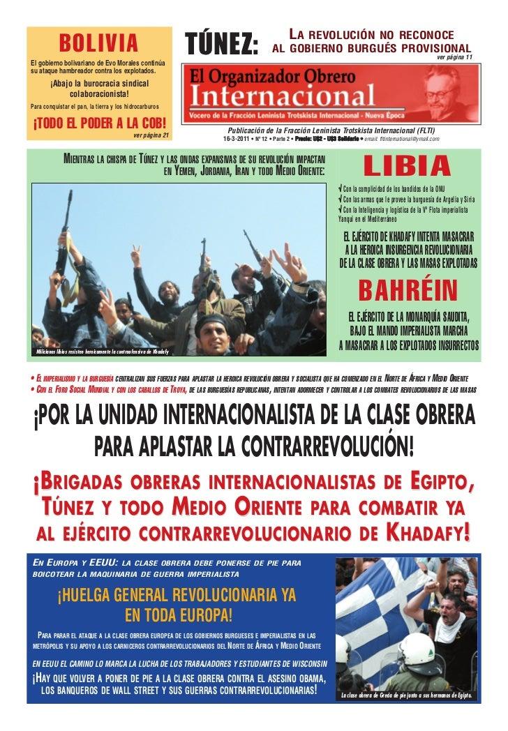Túnez:                                                                                                        LA          ...