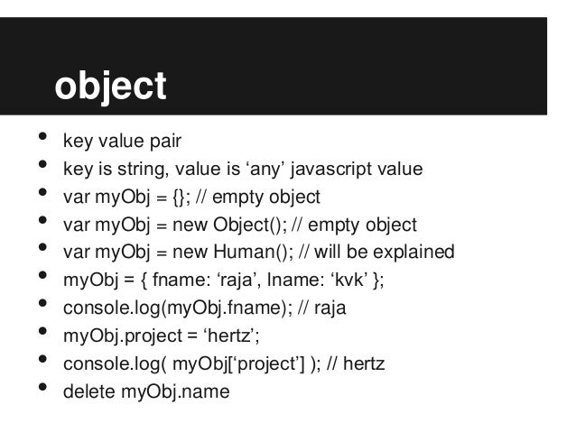 Advanced Object Oriented JavaScript (prototype, closure