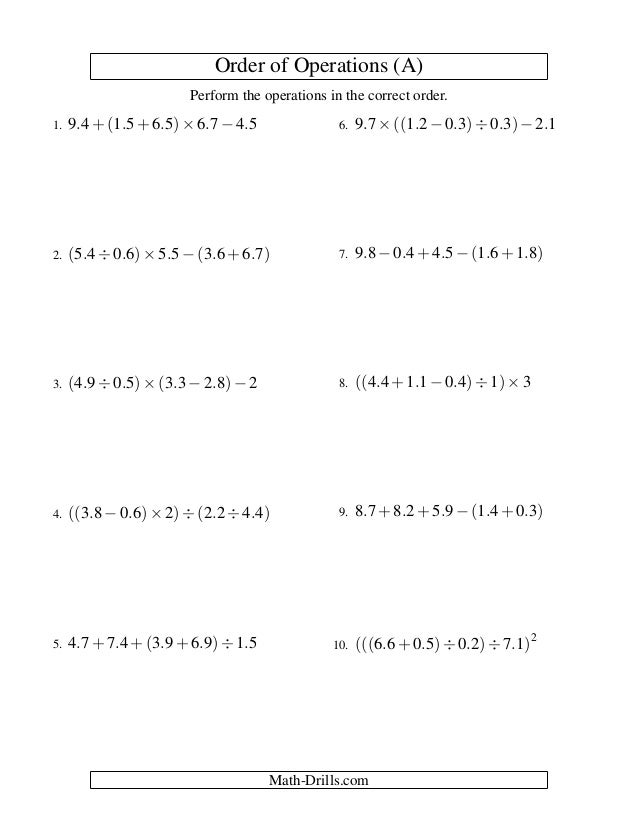 Operations With Integers Worksheet. Latest Number Line With ...