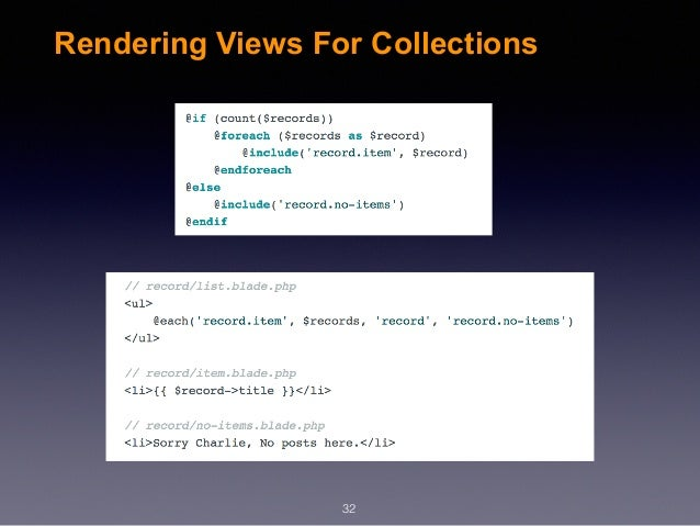 Object Oriented Programming with Laravel - Session 3