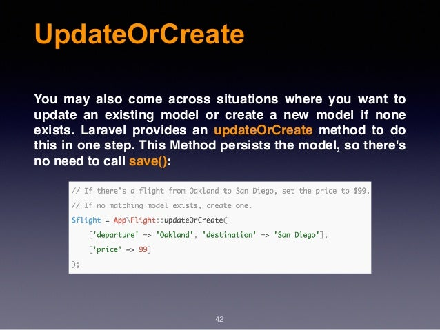 Object Oriented Programming with Laravel - Session 6