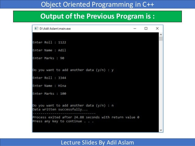 object oriented programming and marks Practice object oriented programming questions and answers for interviews, campus placements, online tests, aptitude tests, quizzes and competitive exams.