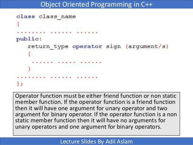 Non-static reference member assignment operator