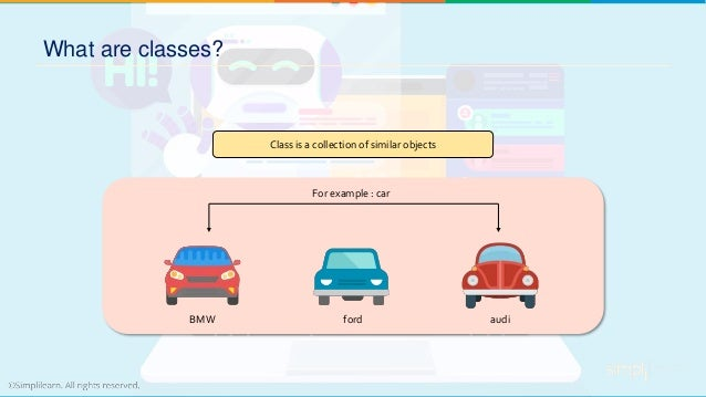 Python Car Class Example