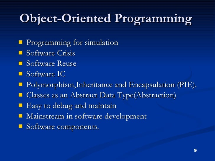 Important java programs | object oriented programming | object.