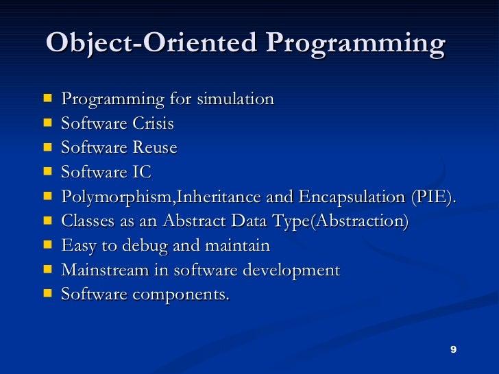 programming oop