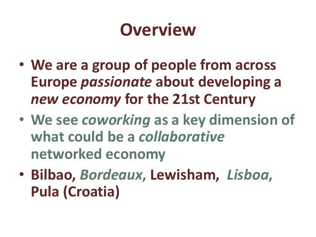 Co-creating Coworking Spaces Slide 3