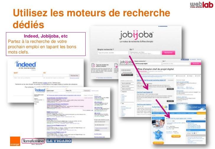 10 conseils pour trouver un job online