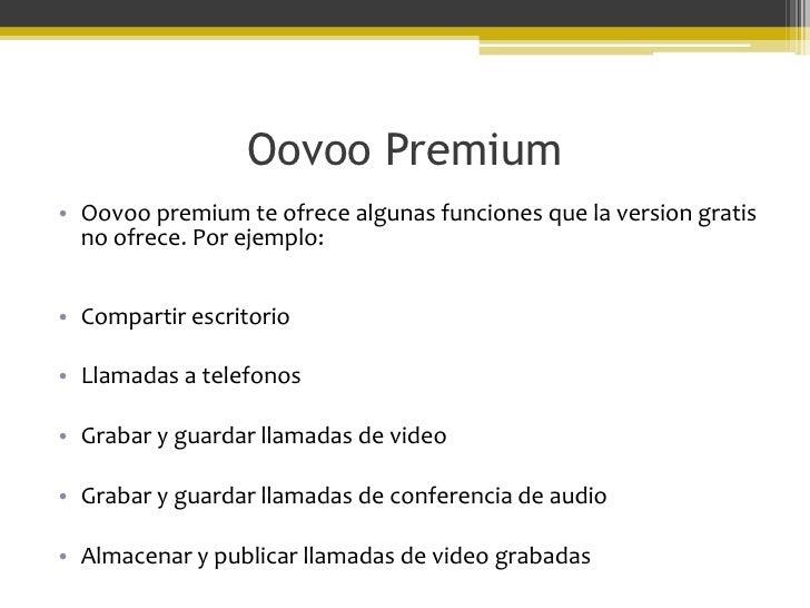 Cont.• Compartir escritorio• Enviar archivos de hasta 25Mb