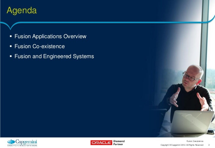 Oracle OpenWorld 2012: Fusion Coexistence Slide 2