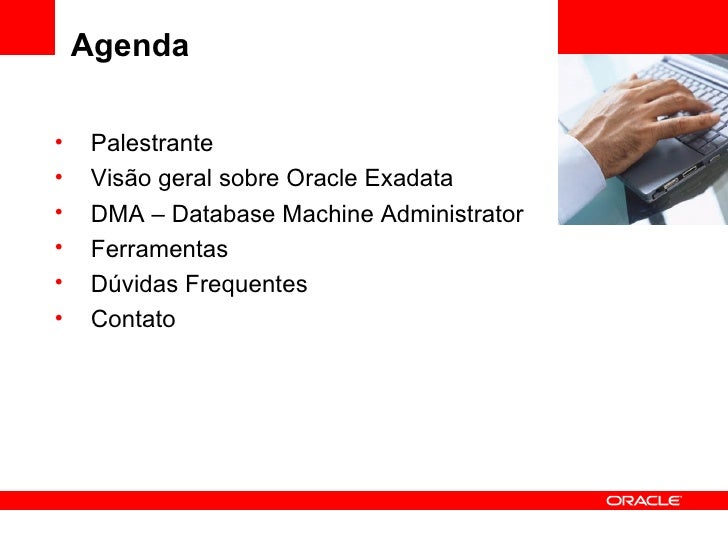 DBA became DMA for Oracle Exadata X2-2 Slide 2