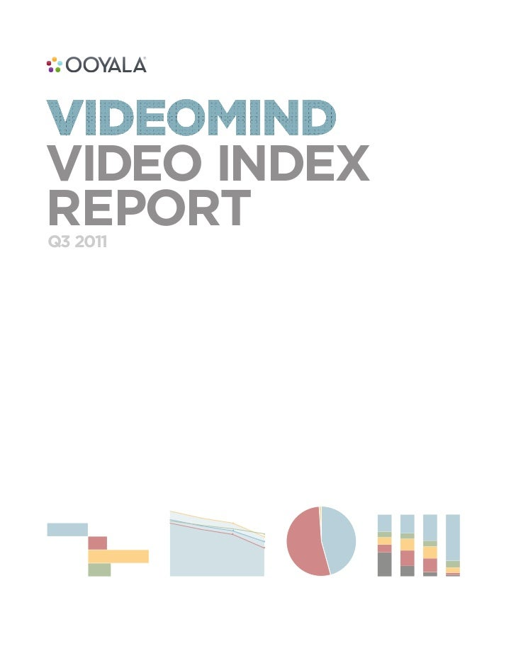 VIDEO INDEXREPORTQ3 2011
