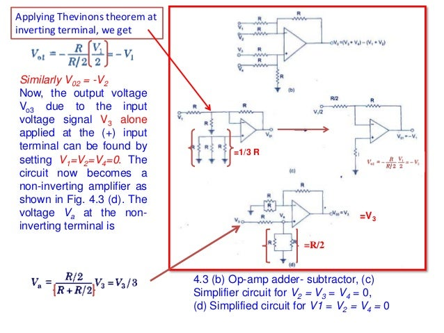 Op amp applications cw nonlinear applications