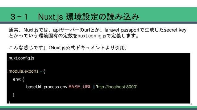 Nuxt Oauth2