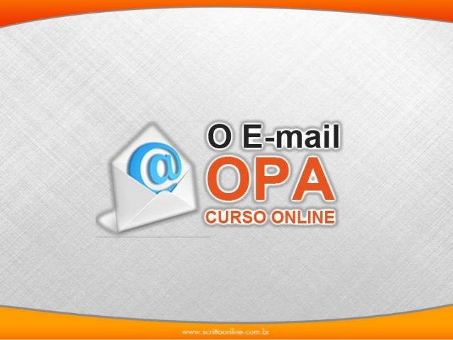 1- O E-mail Informativo2- O E-mail de  Retratação3 - O E-mail de    Vendas