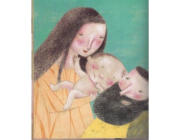 O pai natal e o menino jesus 1