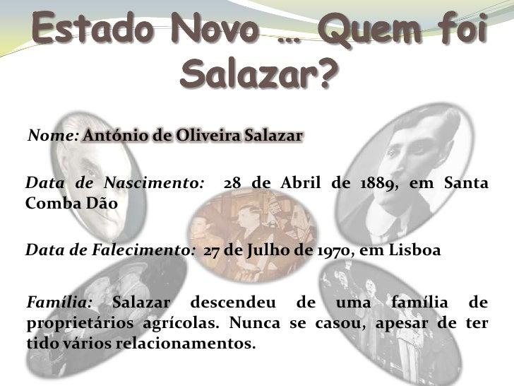 Vida:   Teve uma educação católica. Frequentou aUniversidade de Coimbra. Durante a 1ª República, inicioua sua carreira com...
