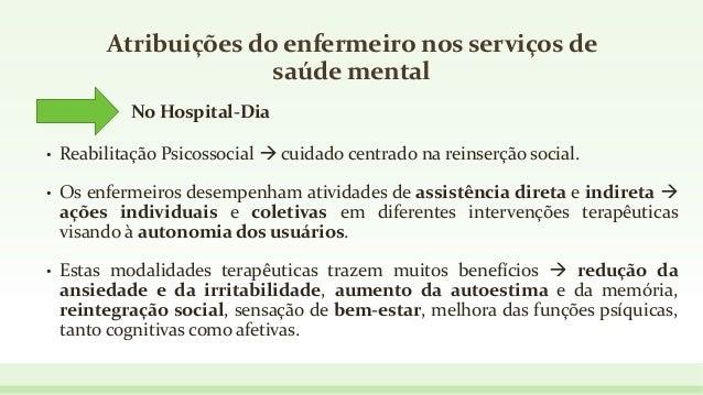 Atribuições de enfermagem do trabalho