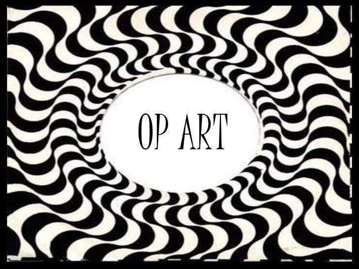 OP ART<br />