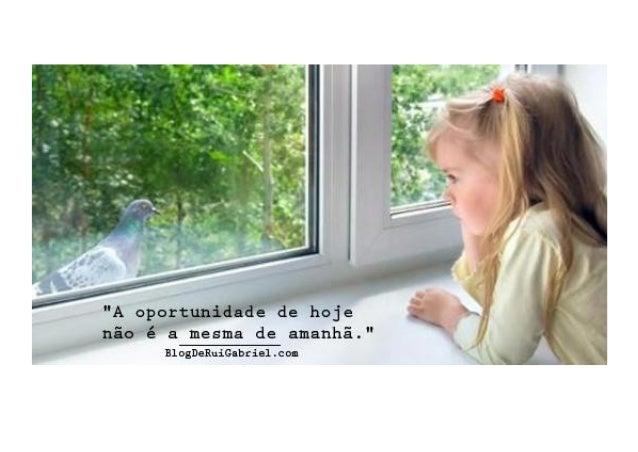   O Passarinho Voou com a Tua Oportunidade Rui Manuel De Matos Amado Gabriel / Tags: blog de rui gabriel, decisões, dese...
