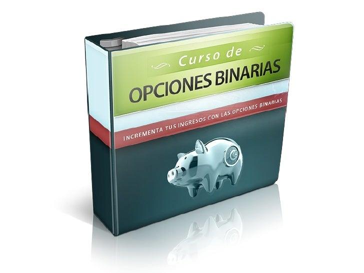 Manual para opciones binarias